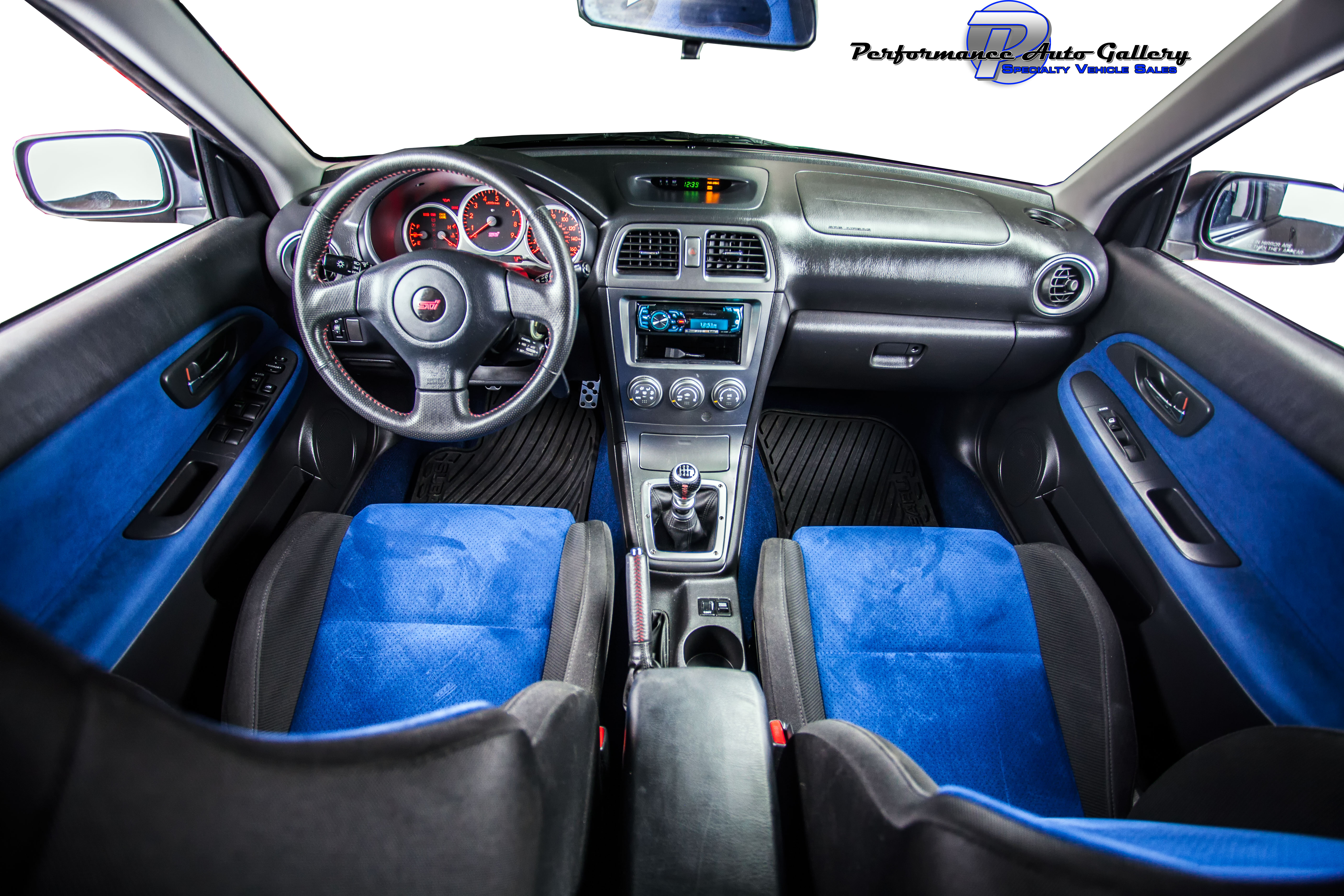 Get Ready For Takeoff With This 2006 Sti
