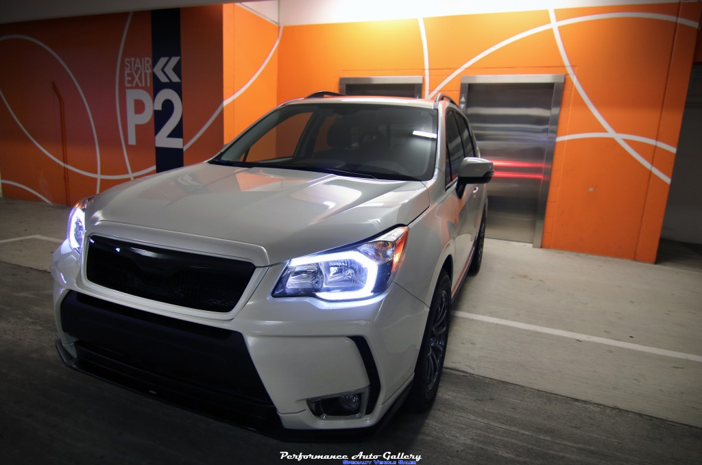 Project Boosted Baby Hauler 2016 Subaru Forester Xt