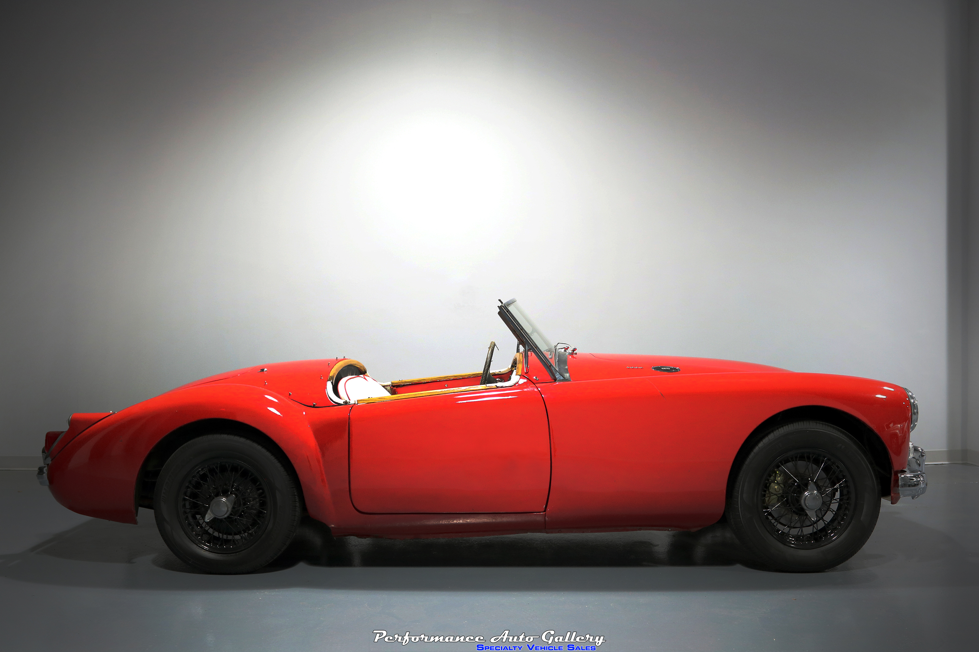 Price Reduced 1960 MGA Roadster