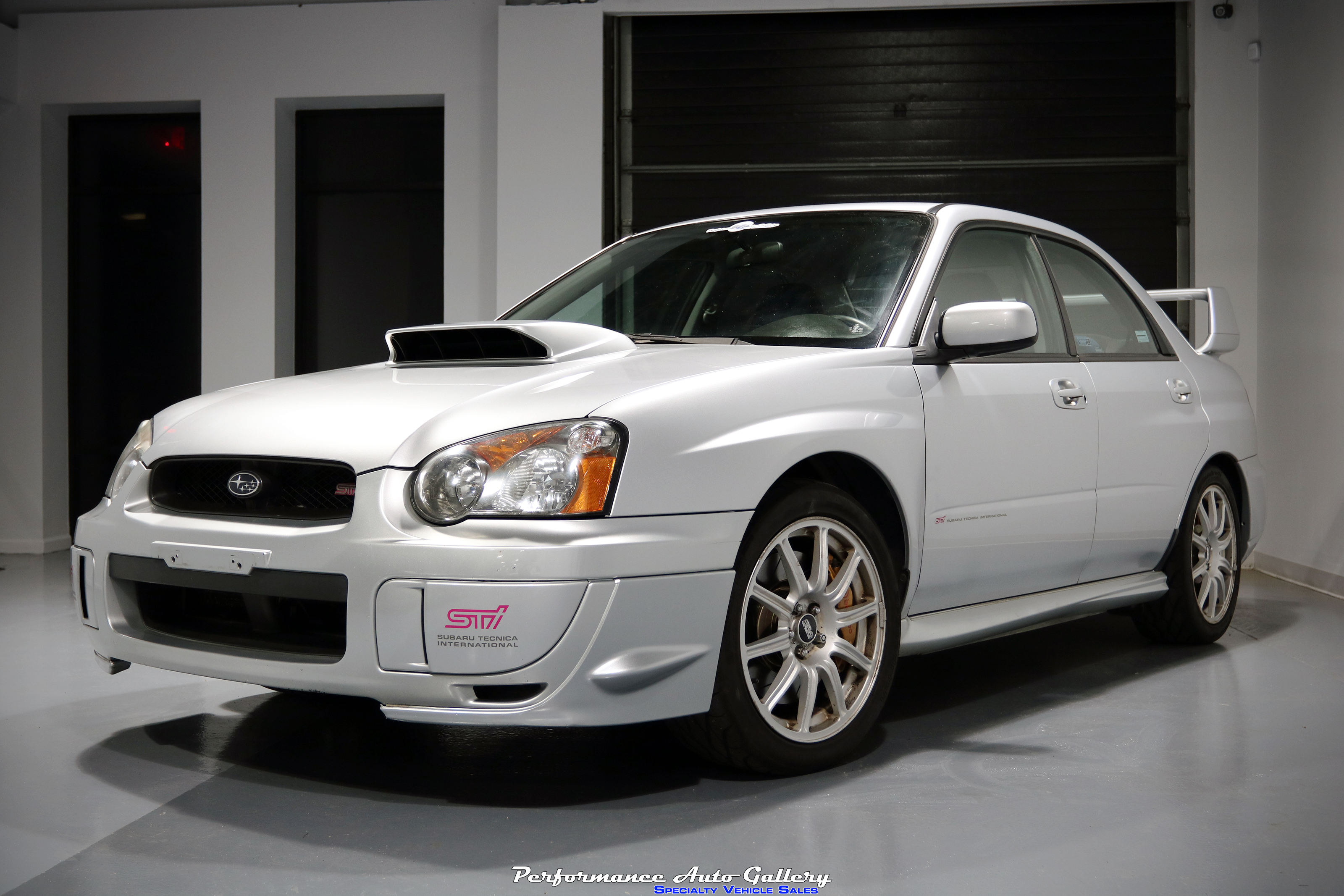 for sale 2004 subaru impreza wrx sti. Black Bedroom Furniture Sets. Home Design Ideas