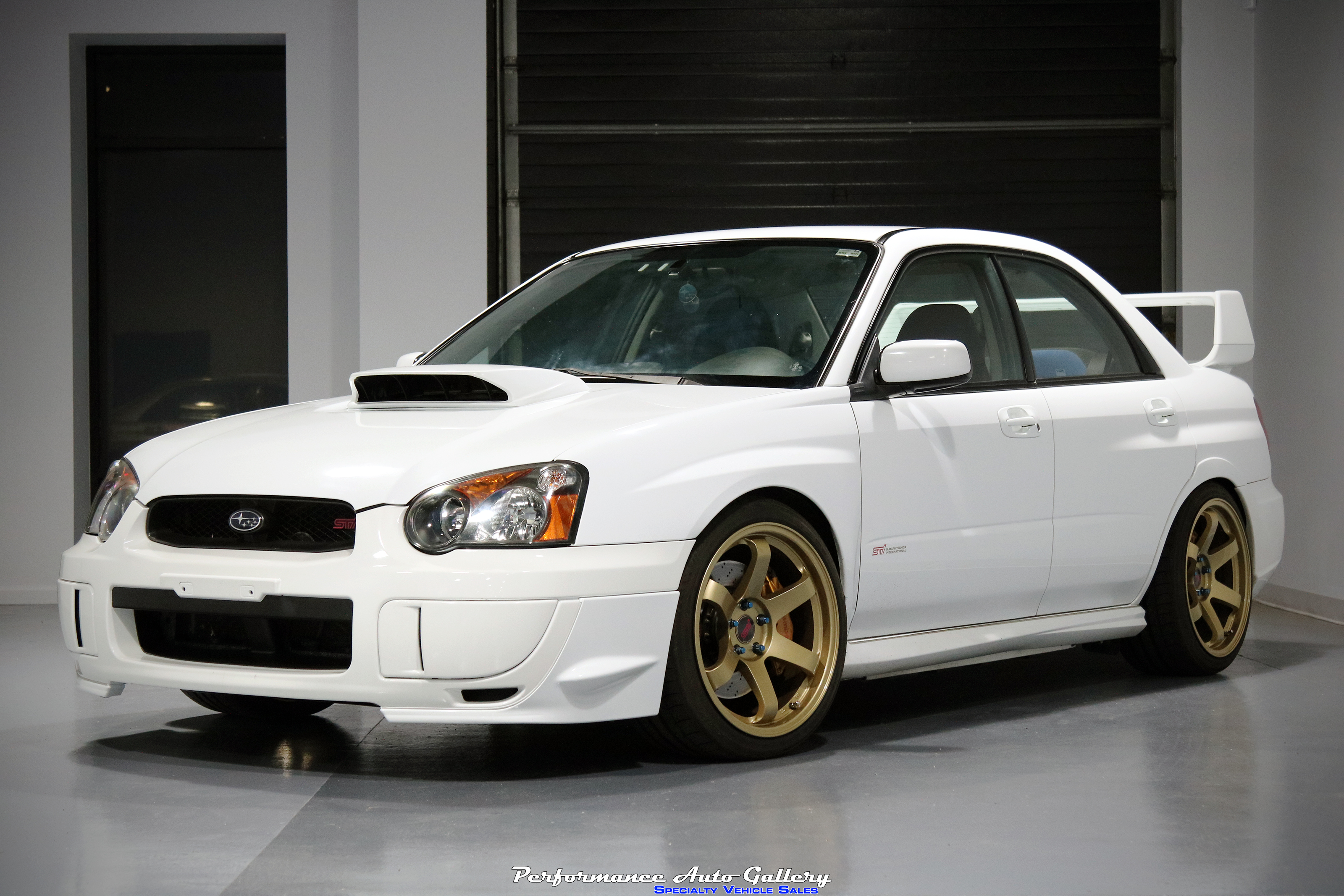 Another Sti For Sale 2005 Subaru Impreza Wrx Sti