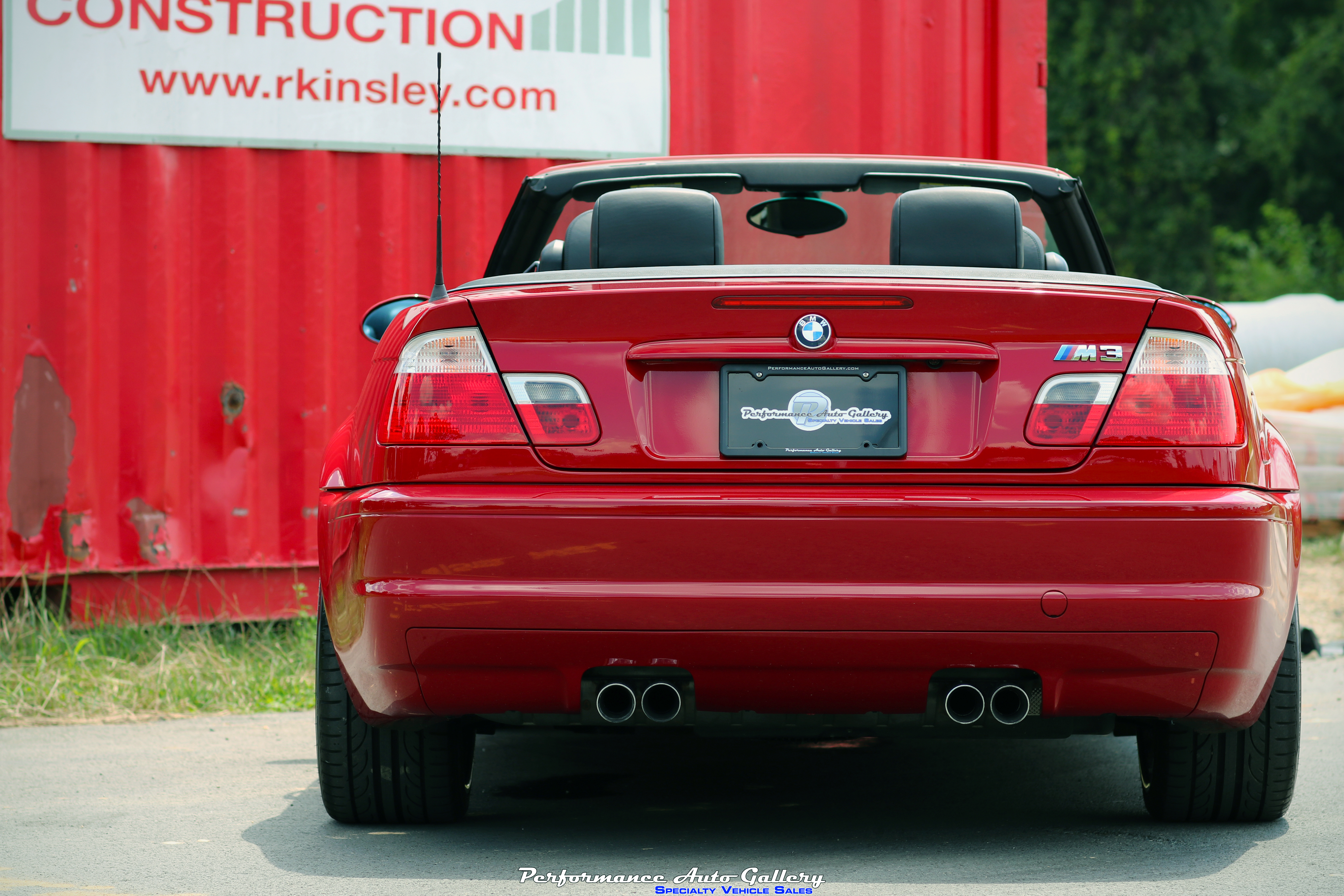 Complete album of this 2001 BMW M3 Convertible On the Site