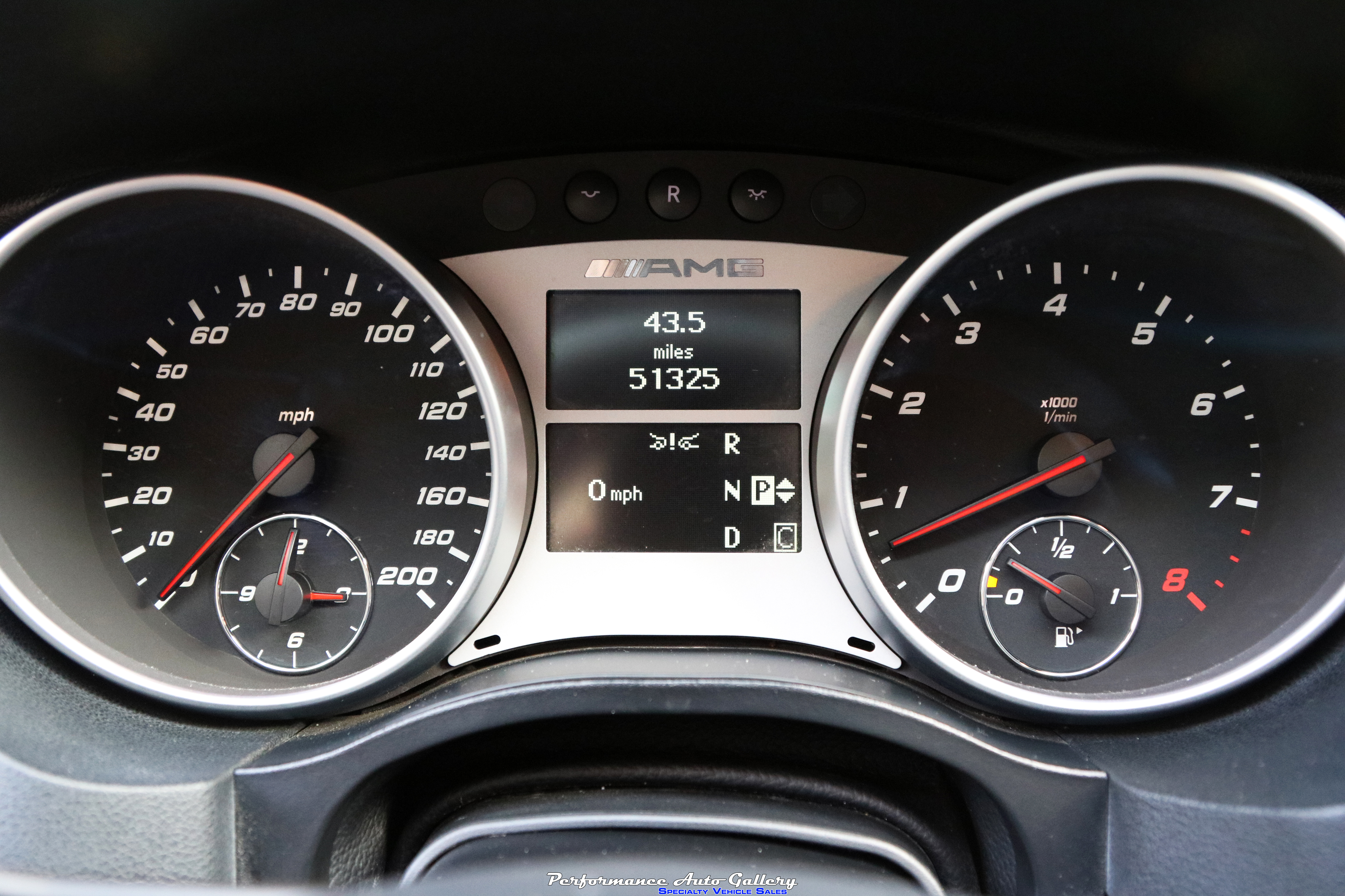 51k-mile 2007 mercedes-benz r63 amg for sale – rare, limited production!